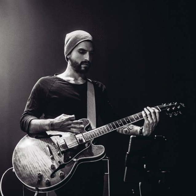 Dami CorlazzoliErnie Ball - Freelance musician
