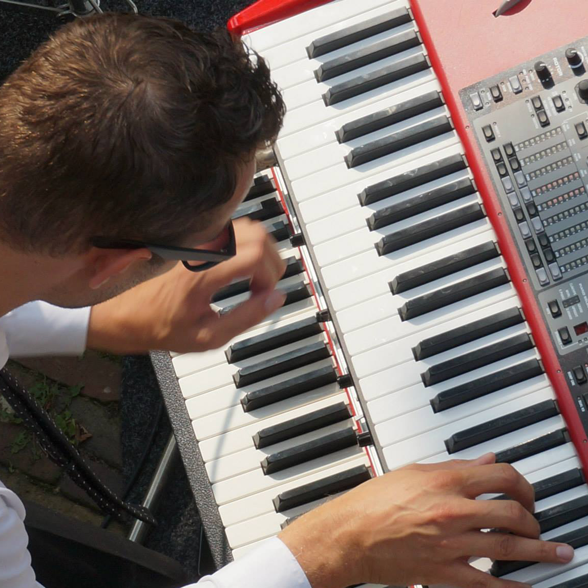 Born SandersNord - Freelance musician
