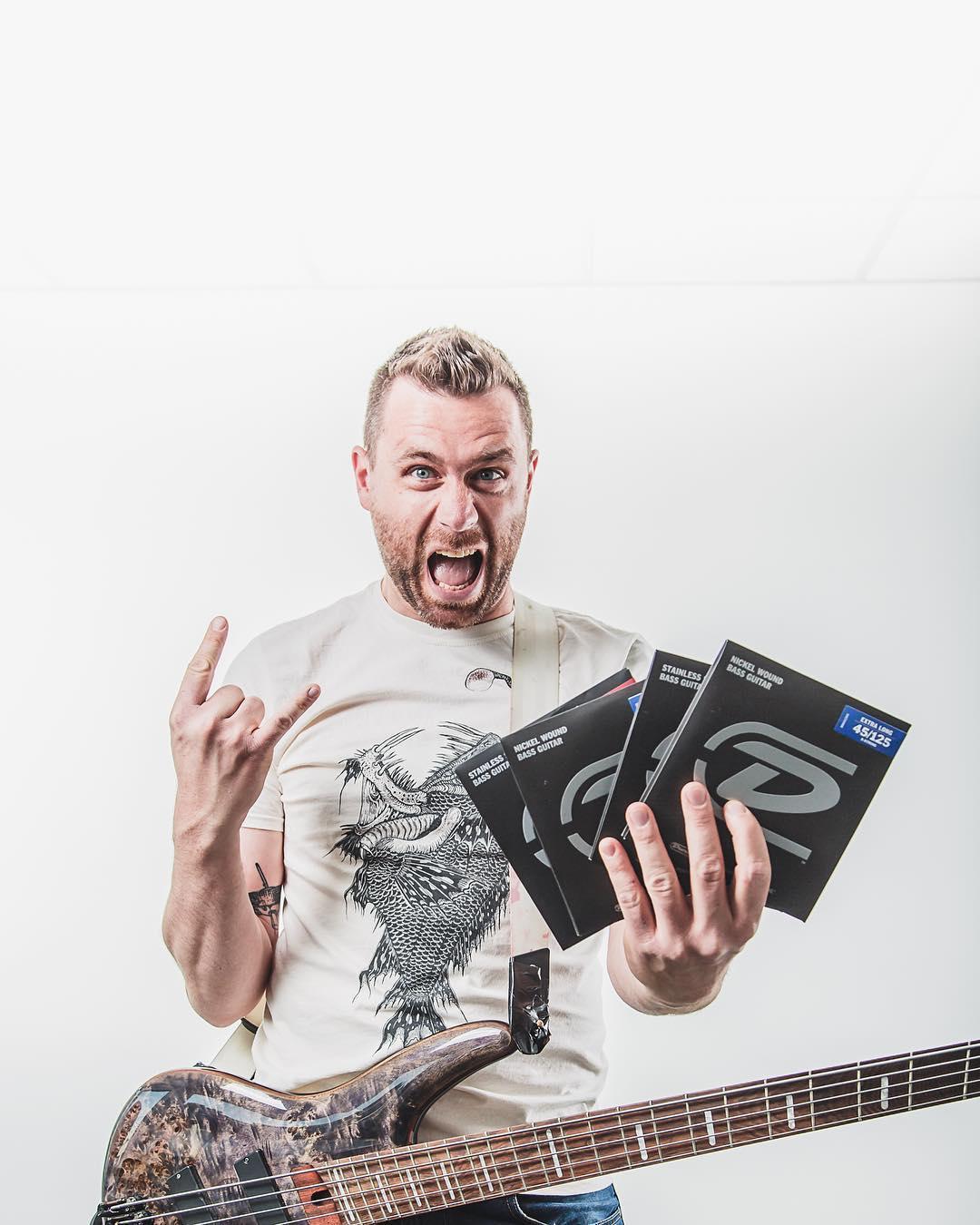 Dries VerhaertDunlop - Dries Verhaert plays the bass guitar in BEAR.https://www.facebook.com/dries.verhaerthttps://www.instagram.com/driesverhaert/