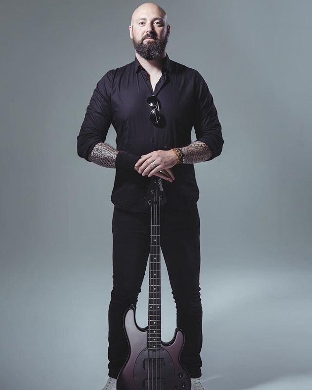 Davy VanlokerenErnie Ball/Music Man - Davy Vanlokeren is the bass player in the band Spoil Engine.https://www.facebook.com/davy.vanlokerenhttps://www.instagram.com/locospoilengine/