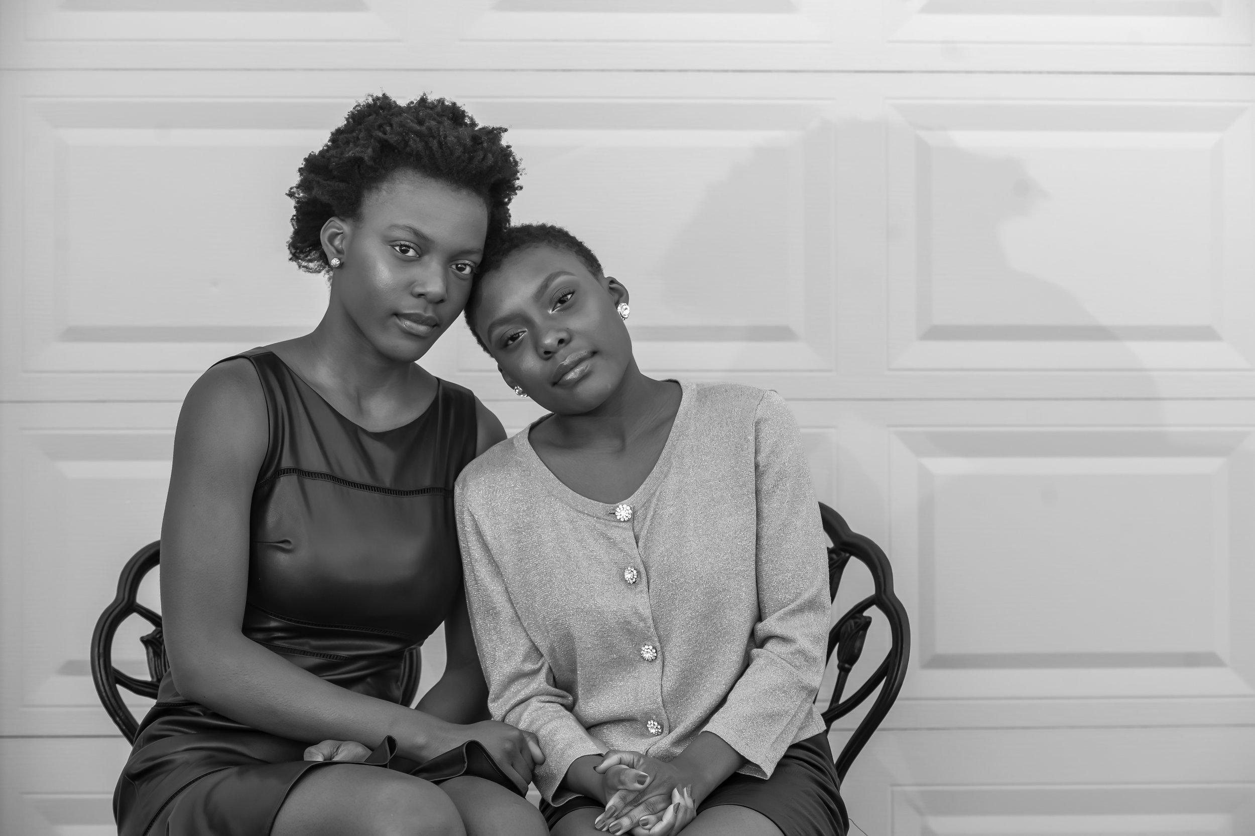 Sisterhood is everything to us. -