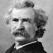 """""""Don't go around saying the world owes you a living. The world owes you nothing. It was here first."""" -  Mark Twain"""