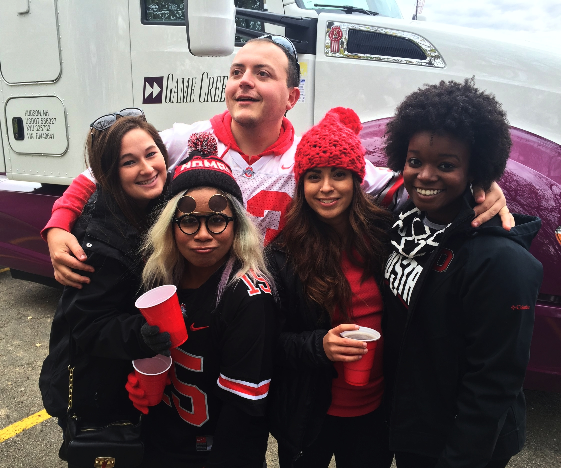 Photo by Some Drunk Girl At An Ohio State Tailgate