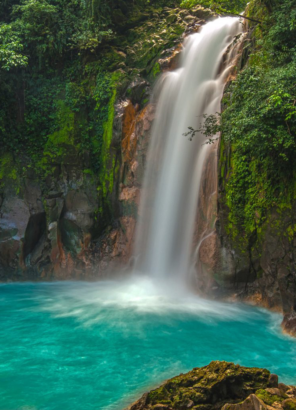 A solo trip to Costa Rica - Sarah has never left the U.S. and was hesitant about traveling solo. She wanted help outside of a guidebook to make her time and her experience as awesome as possible.