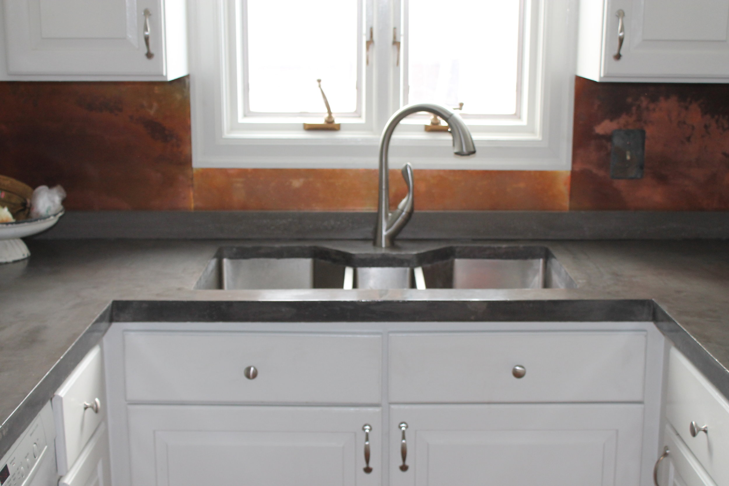 Concrete Kitchen Countertops – The Concrete Moon