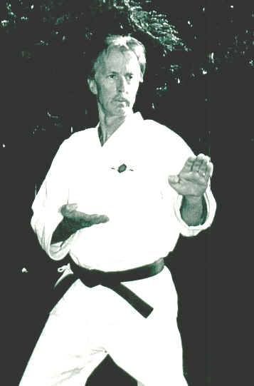 Shihan John Egan - Student of Tomosaburo OkanoFounder and Chief Senior Instructor at Marin Shotokan KarateFounder and President of California Shotokan Kenkokai (CSK)Senior Advisor for American Shotokan Karate-Do Kenkojuku Alliance (ASKKA)