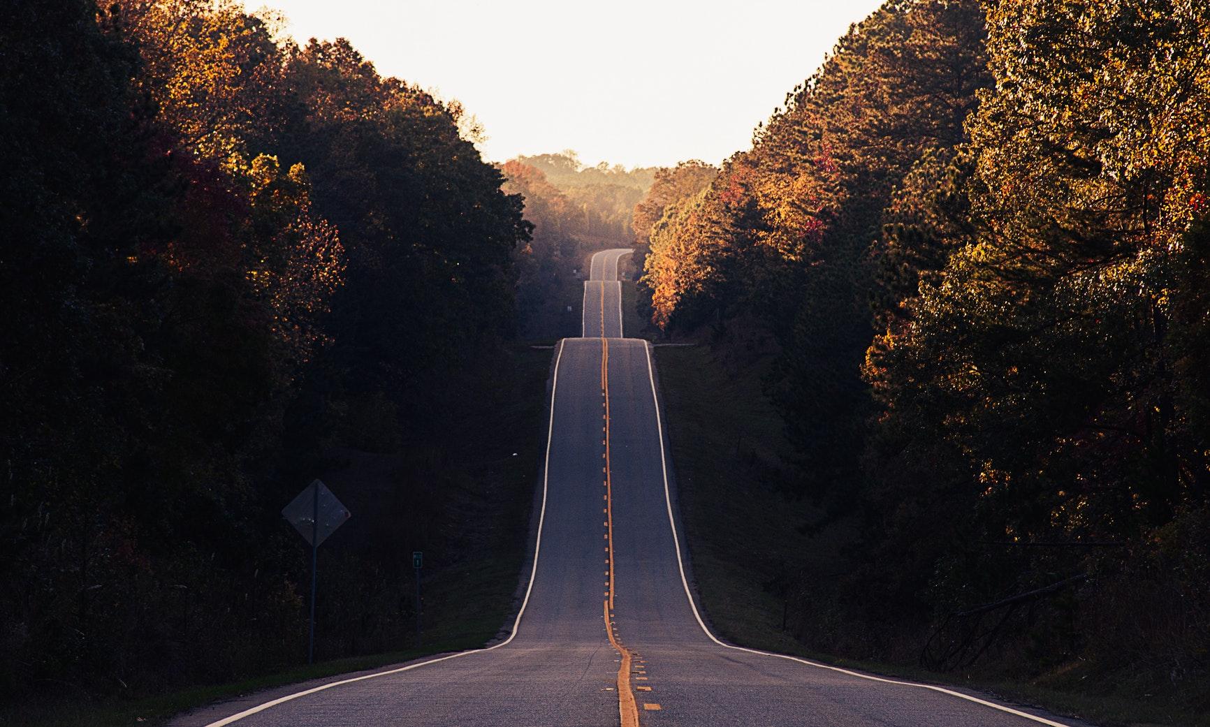 Highway 212 by Matt Duncan