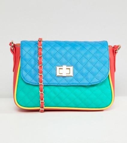 Asos- Colour Block Bag