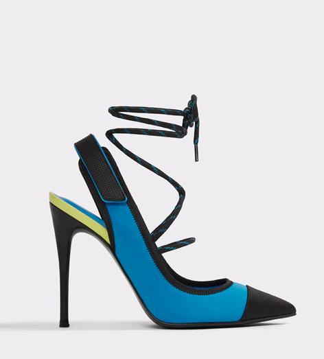 Aldo- Colour Block Heels
