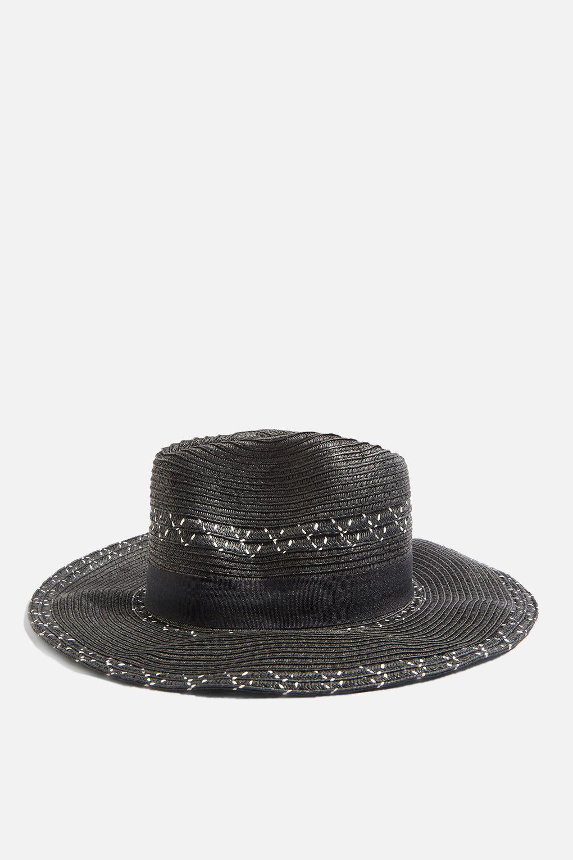 Topshop Straw Hat £14