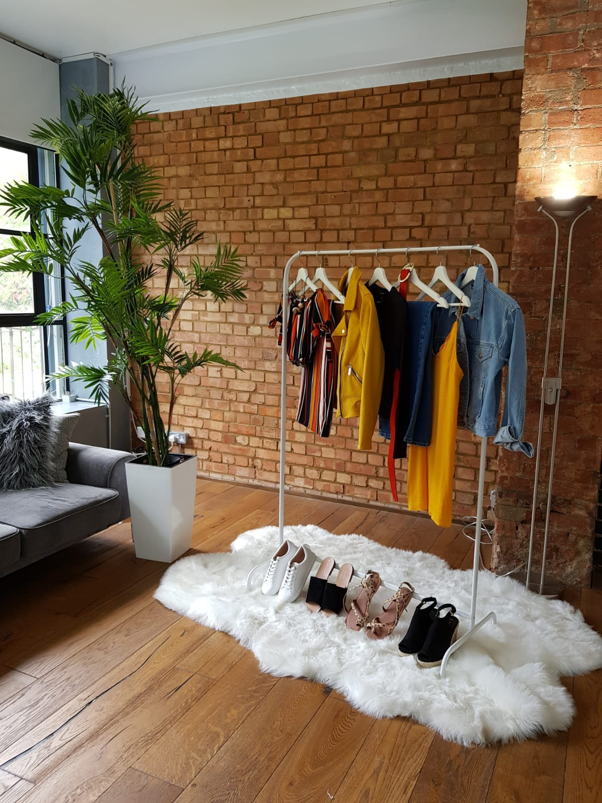 Stylists and Shoppers Transitional Edit
