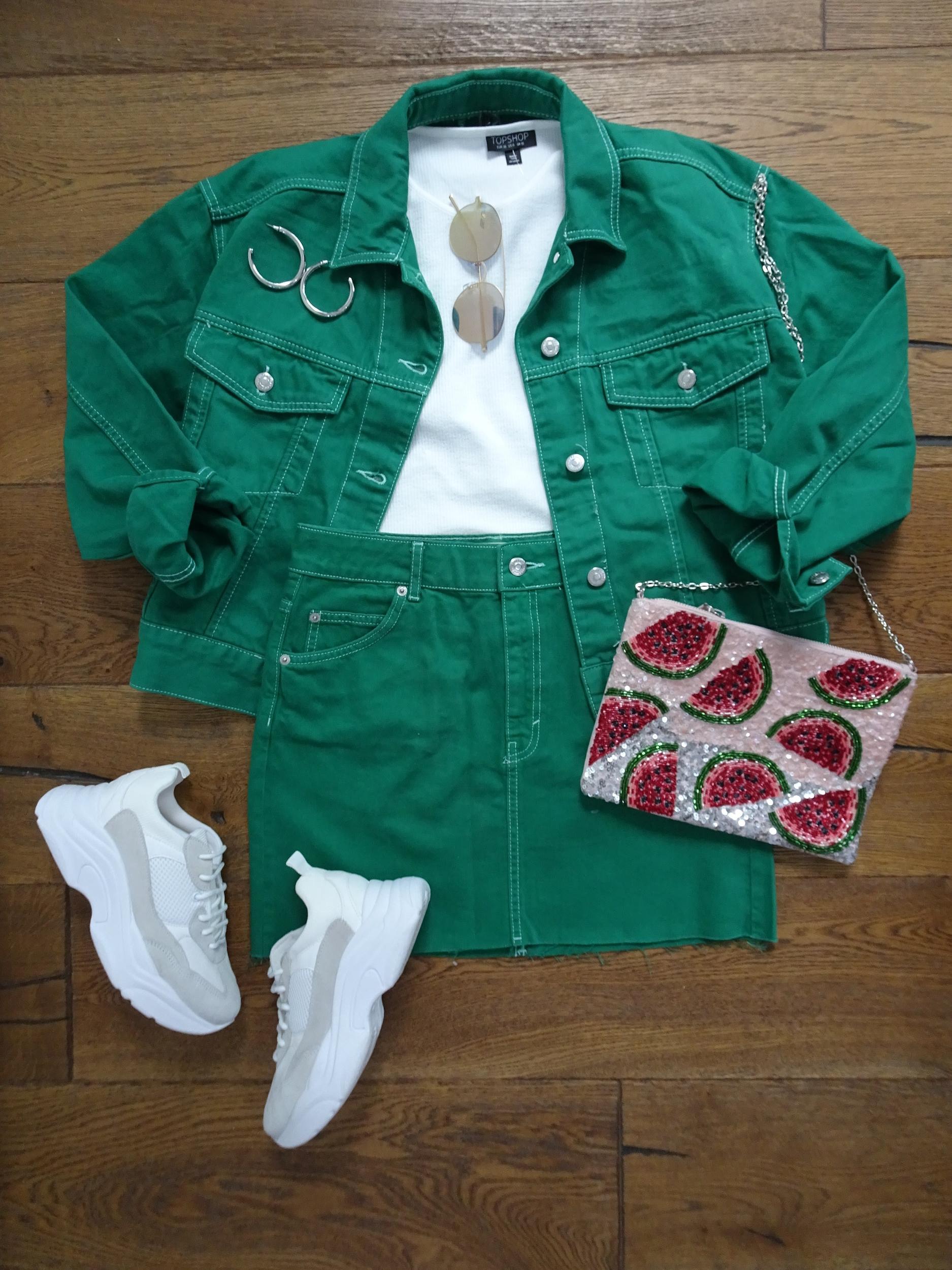 Bag: New Look    Everything else: Topshop