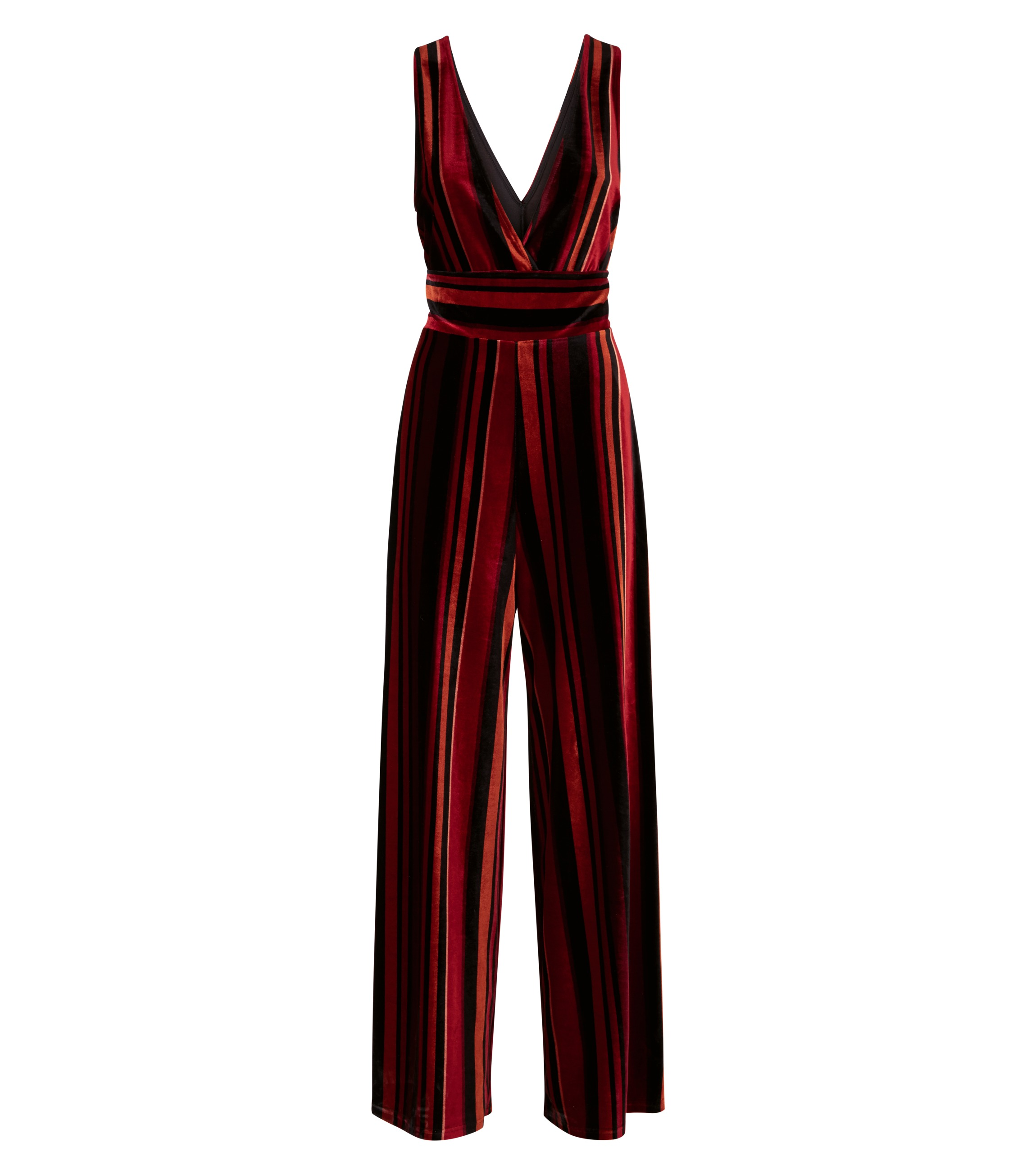 Velvet Jumpsuit by New Look