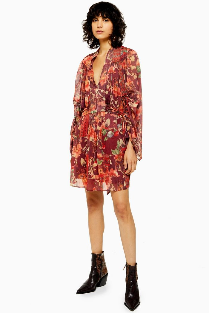 Mini Dress by Topshop
