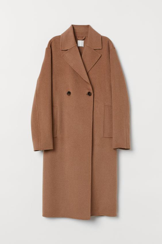 Coat: H&M