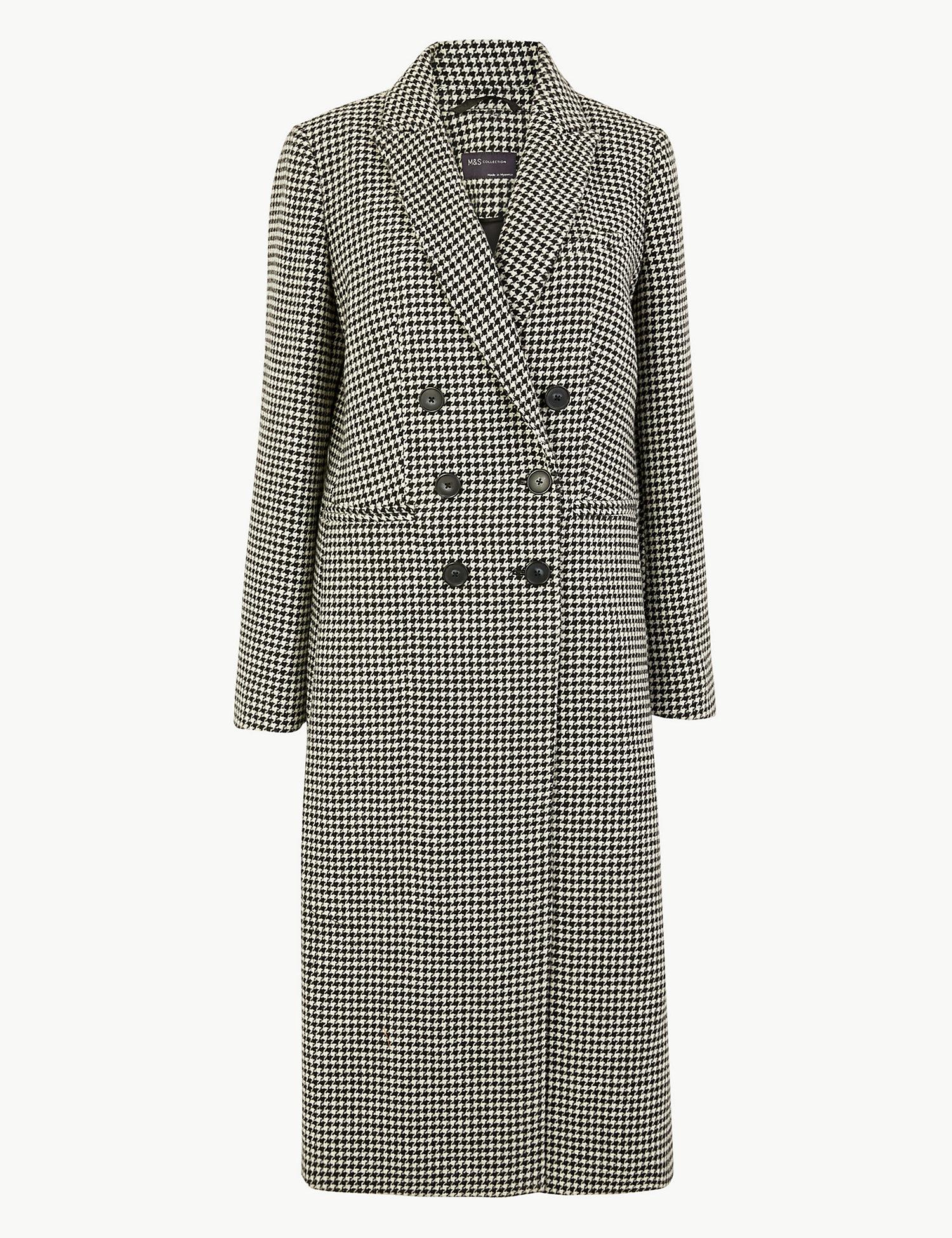 Coat: M&S
