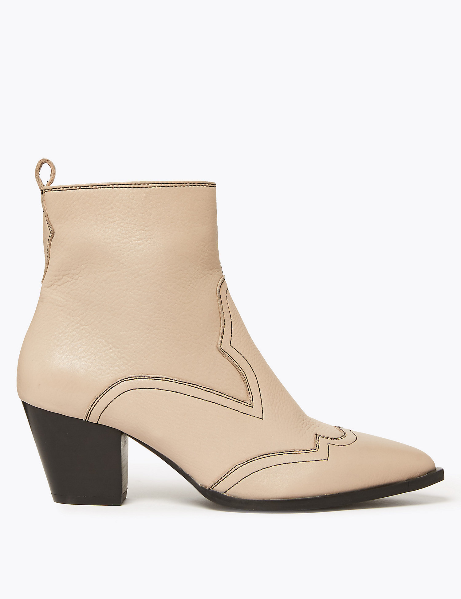 M&S Pink Boots