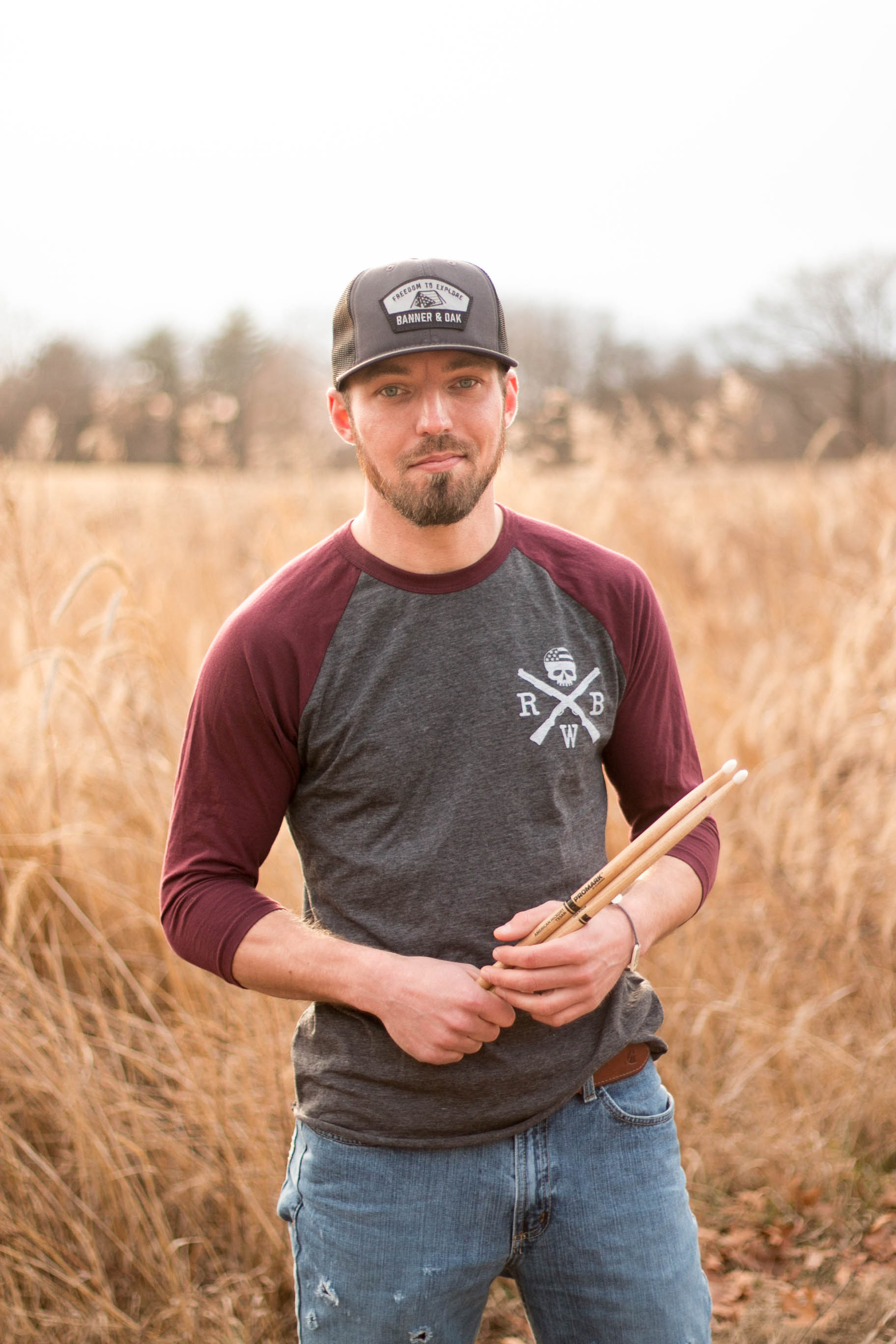 ANDY - DrumsHe likes where he works but enjoys Cary Miller Band much more.