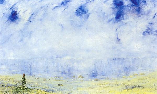 Purple Loosestrife August Strindberg