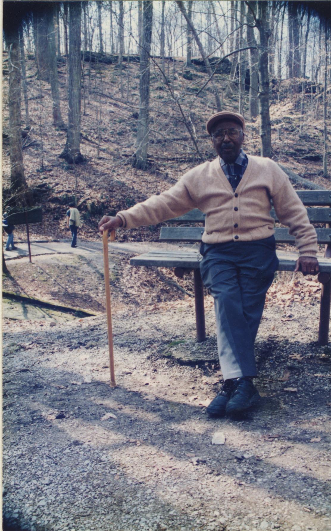David Crockett Sr., Jerry's father.