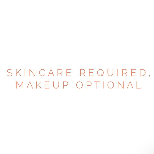 Don't cover up bad skin with makeup! Good, healthy, radiant skin comes with good skin regime and monthly facials, but also healthy lifestyle. ✨🌿✨ Your skin radiates you and shows your habits! So treat you body and skin well, it's the only one you have 💕🌿✨