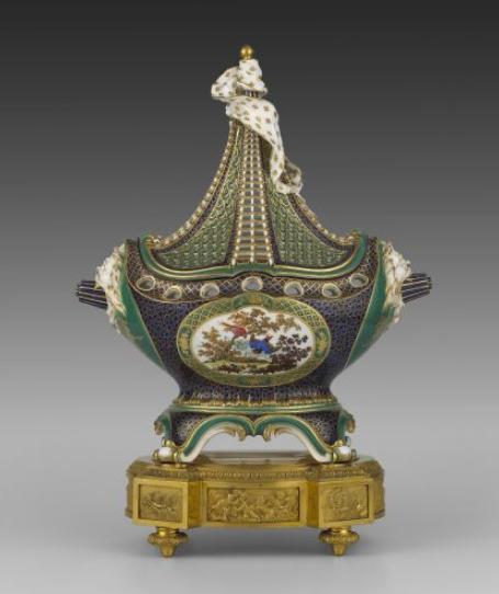 Sevres Pot-Pourri, Frick Collection, New York