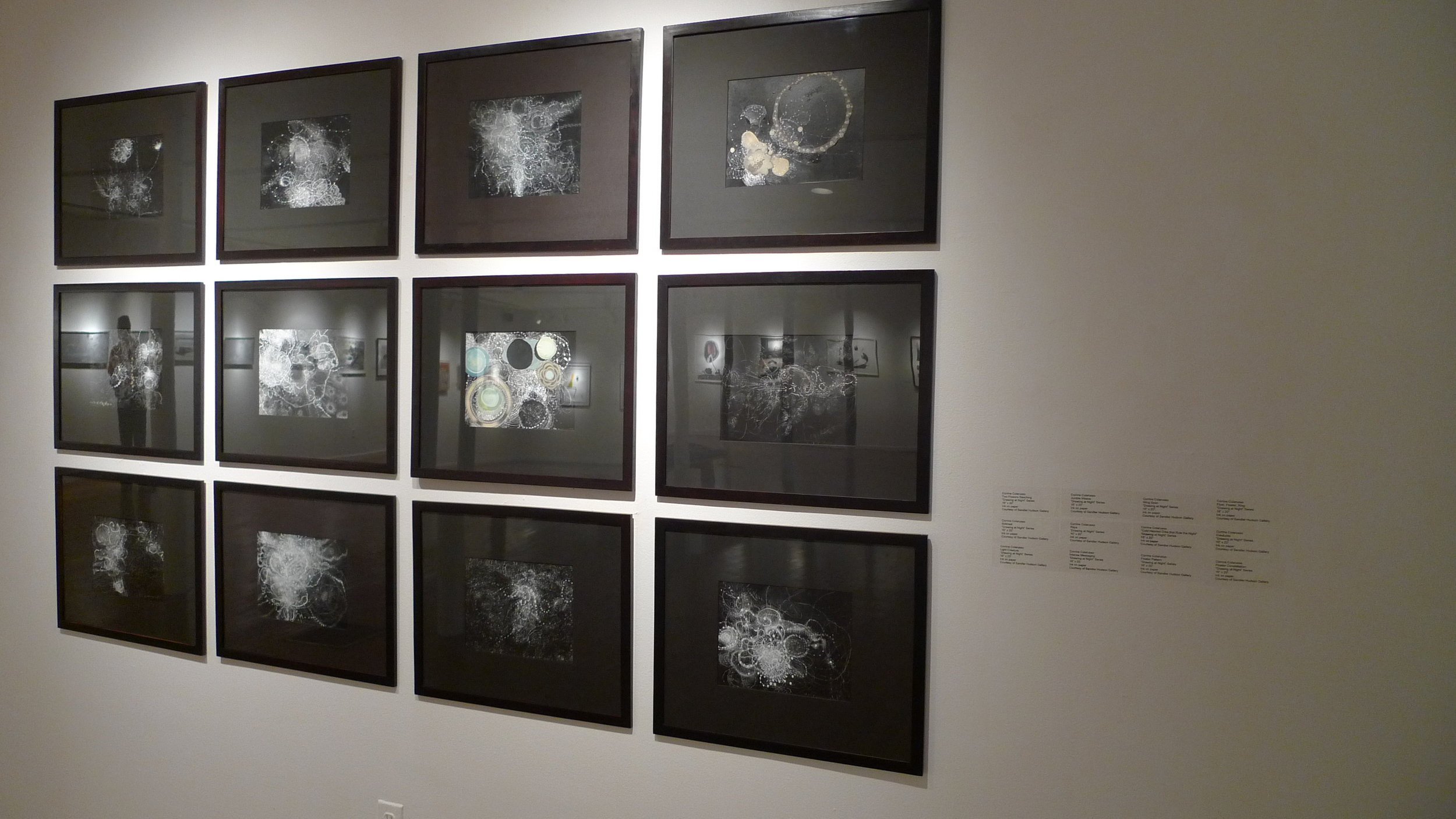 Drawing Connections Exhibition, Atlanta