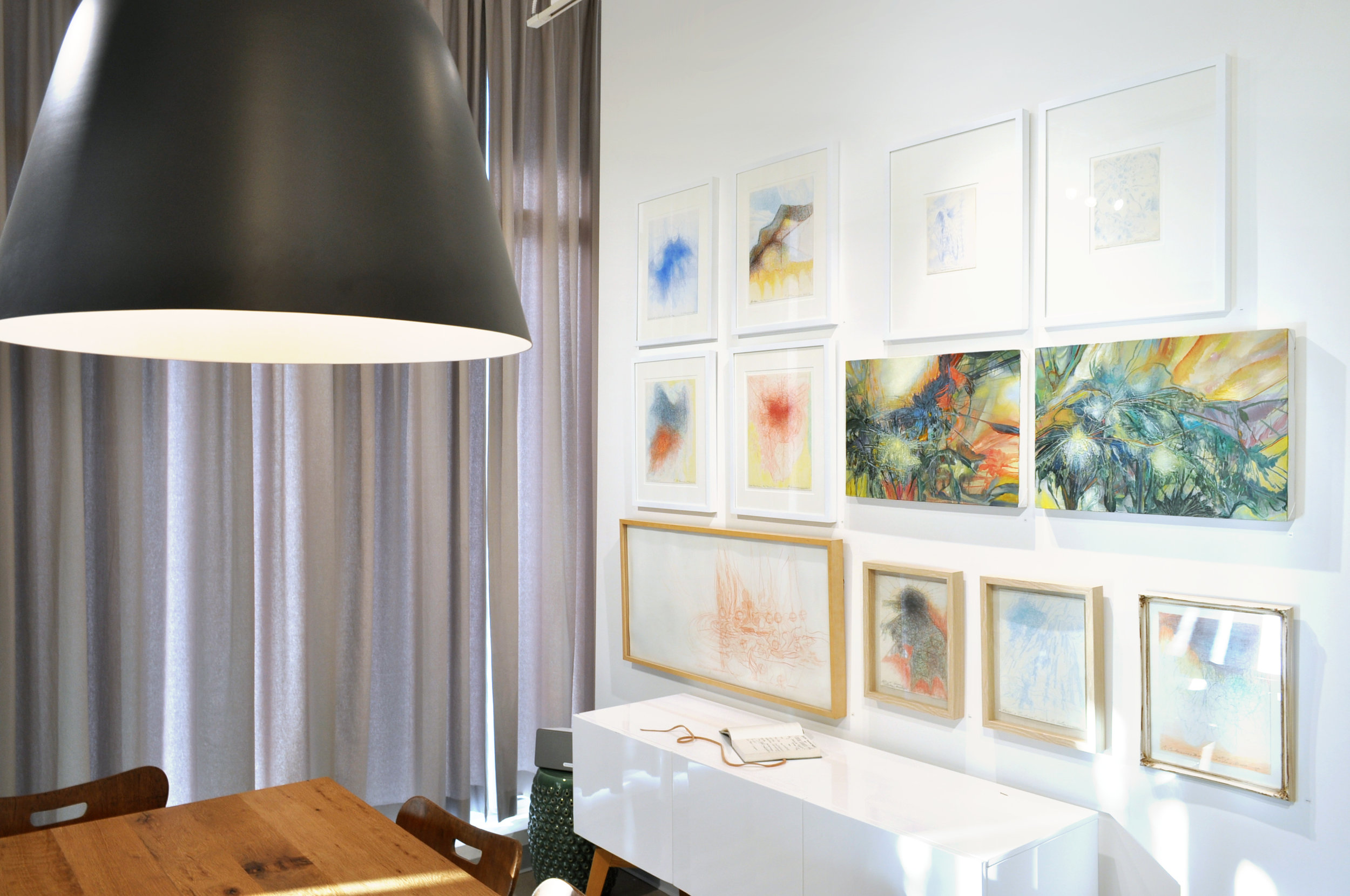 Shaking The Twilight, Drawing Room