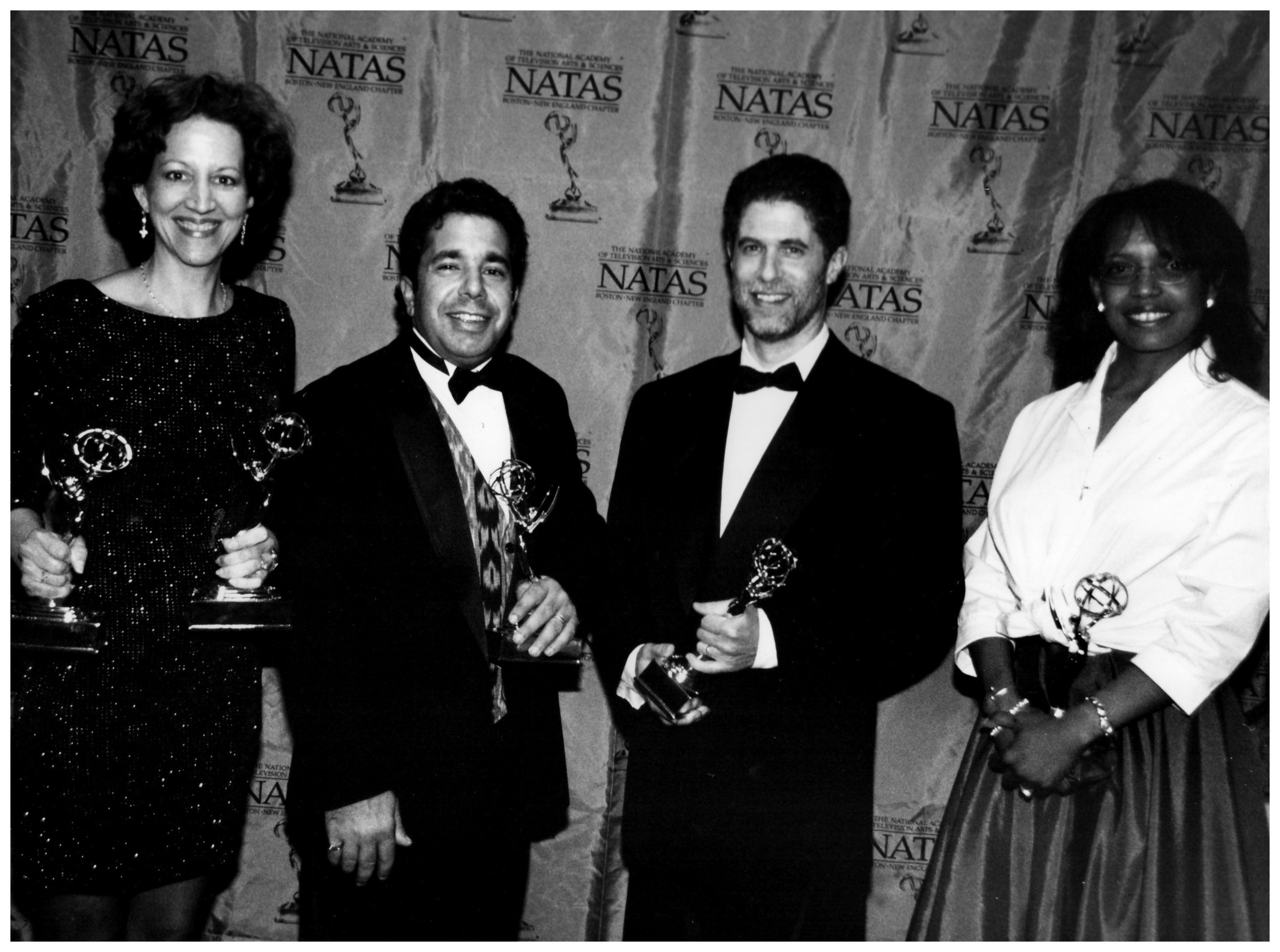 Karyl Evans wins 3 Emmy Awards in 2000
