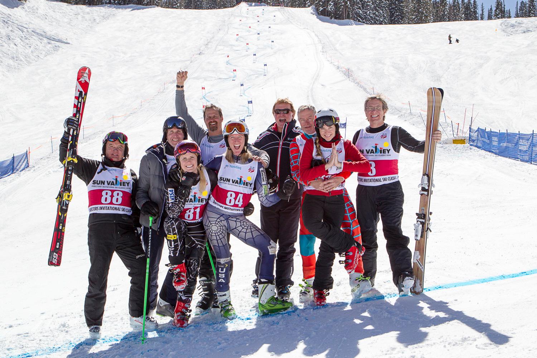 Ski Racing Bibs