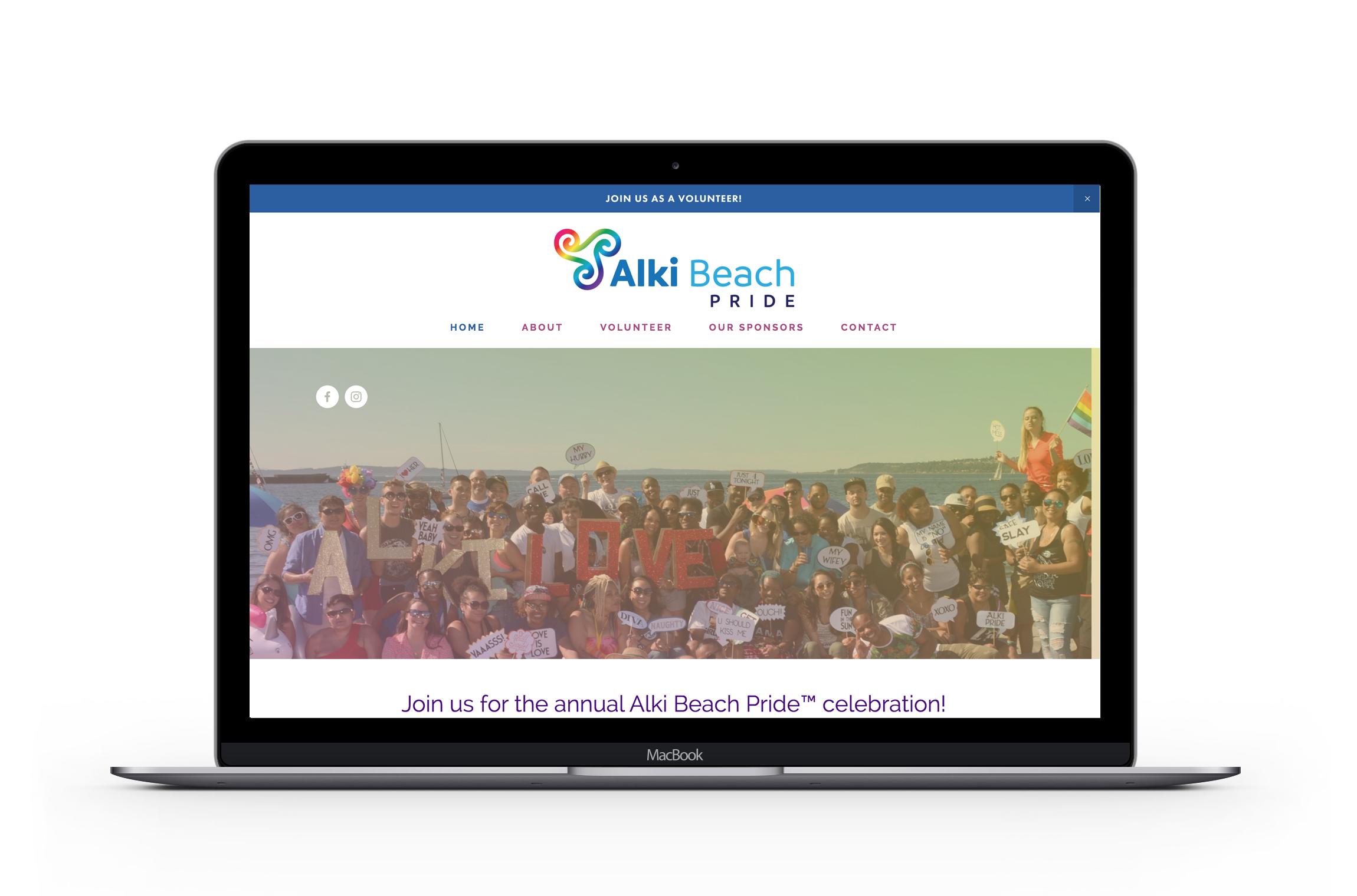 Website design by BusyBee.