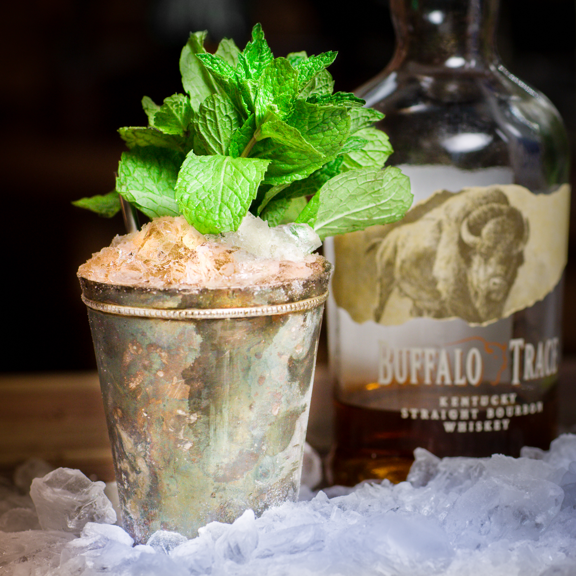 The Mint Julep in all her minty glory!