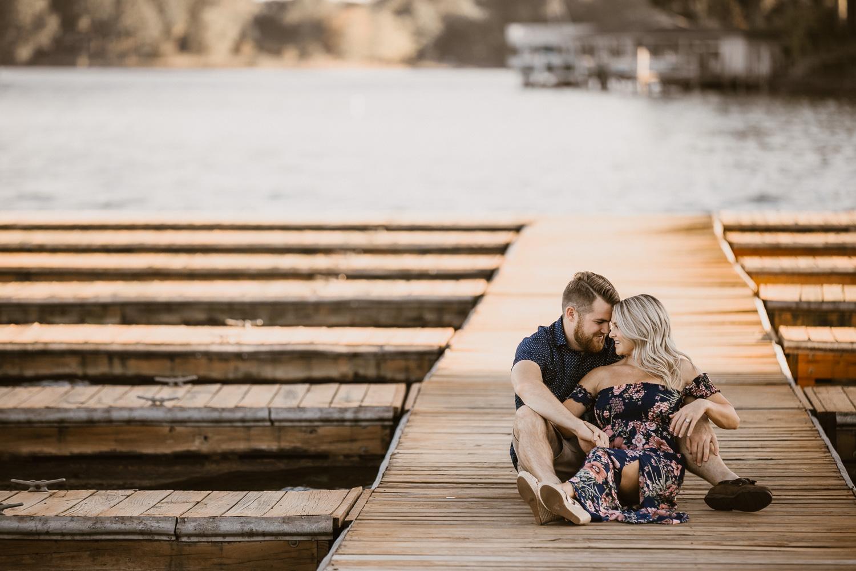 Smith Mountain Lake - Engagement - Virginia - Weddings - Wedding Photographer - Pat Cori Photography-10.jpg