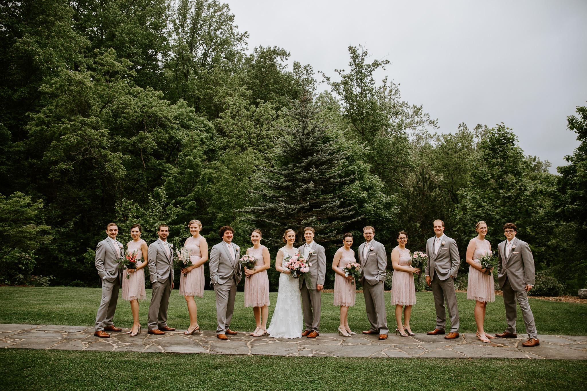 House Mountain Inn - Weddings - Lexington - Virginia - Best Wedding Photographer - Pat Cori Photography-36.jpg
