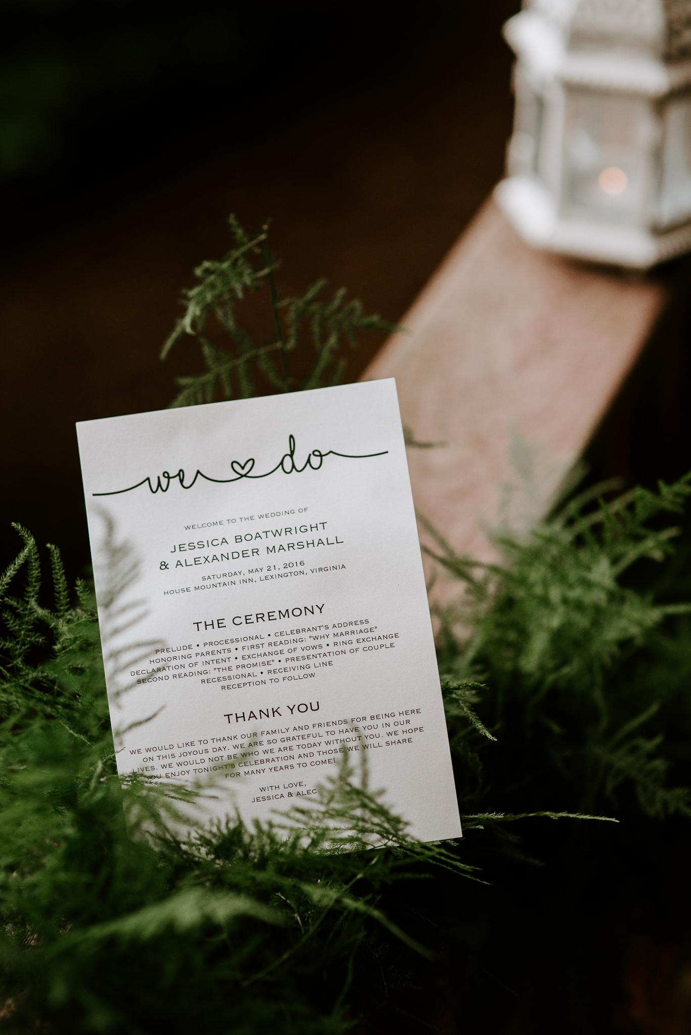 House Mountain Inn - Weddings - Lexington - Virginia - Best Wedding Photographer - Pat Cori Photography-62.jpg
