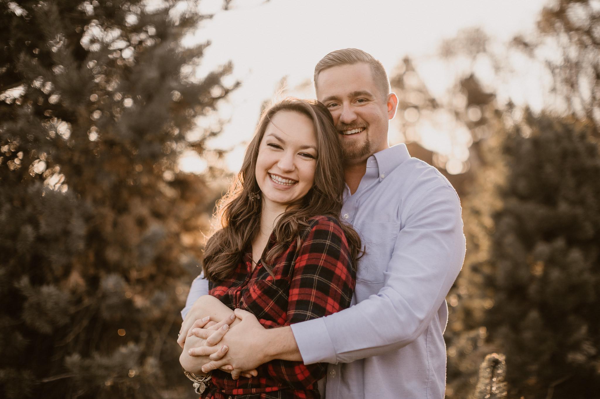 Engagement - Tree picking - Wedding Photographer - Virginia - Best - Pat Cori Photography-17.jpg