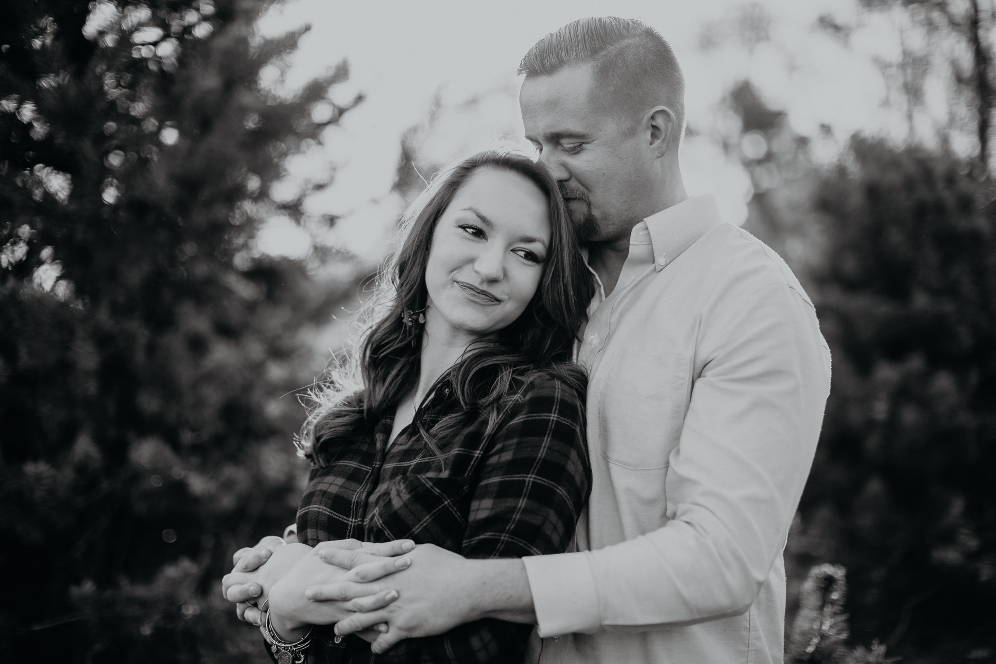 Engagement - Tree picking - Wedding Photographer - Virginia - Best - Pat Cori Photography-18.jpg