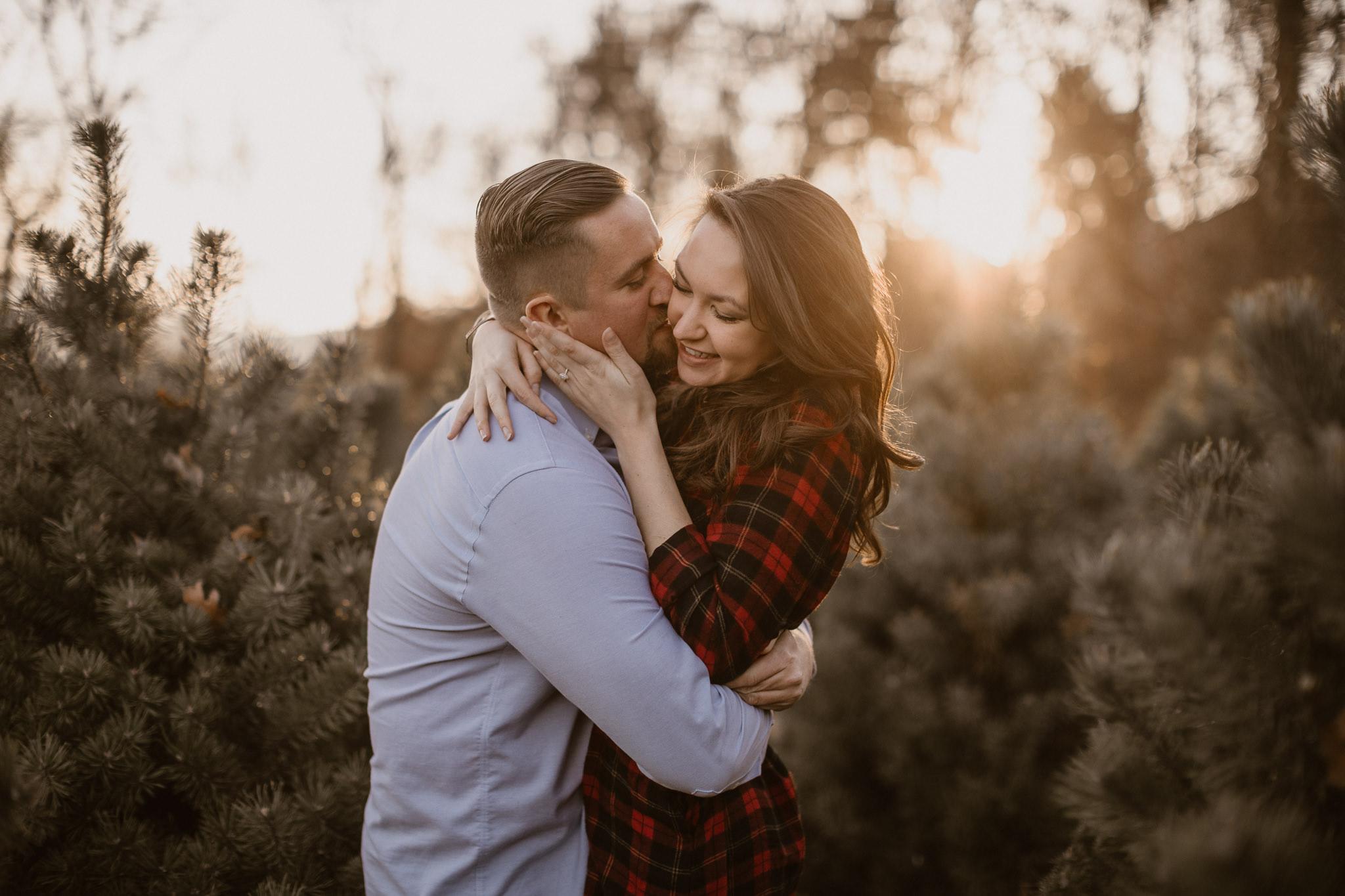 Engagement - Tree picking - Wedding Photographer - Virginia - Best - Pat Cori Photography-31.jpg