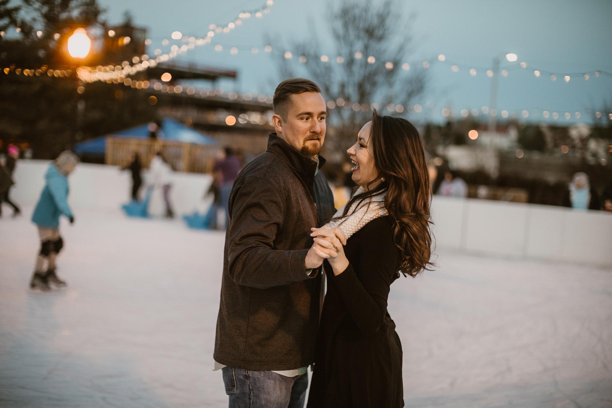 Engagement - Tree picking - Wedding Photographer - Virginia - Best - Pat Cori Photography-33.jpg