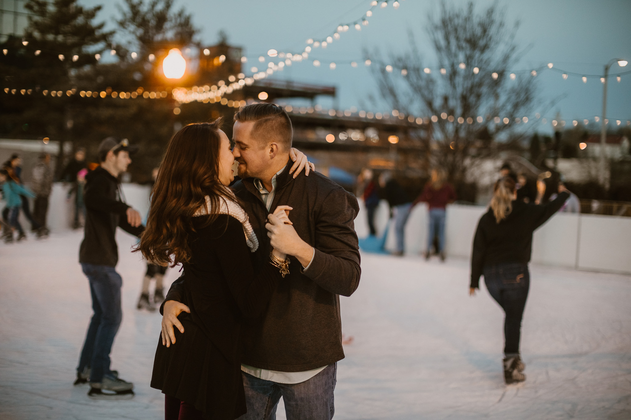 Engagement - Tree picking - Wedding Photographer - Virginia - Best - Pat Cori Photography-34.jpg