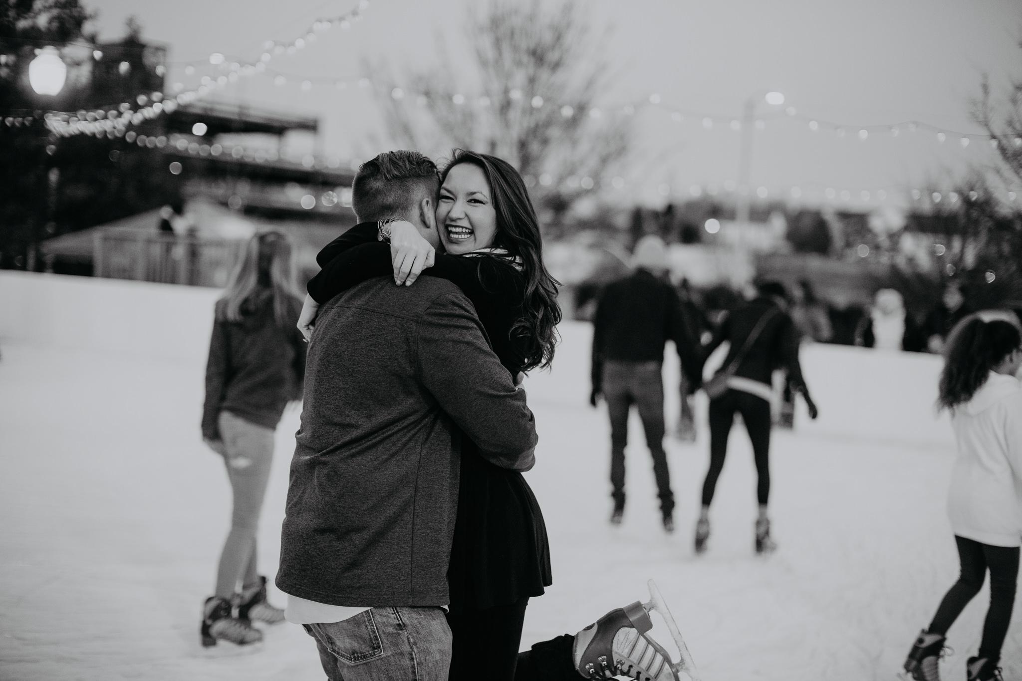 Engagement - Tree picking - Wedding Photographer - Virginia - Best - Pat Cori Photography-37.jpg