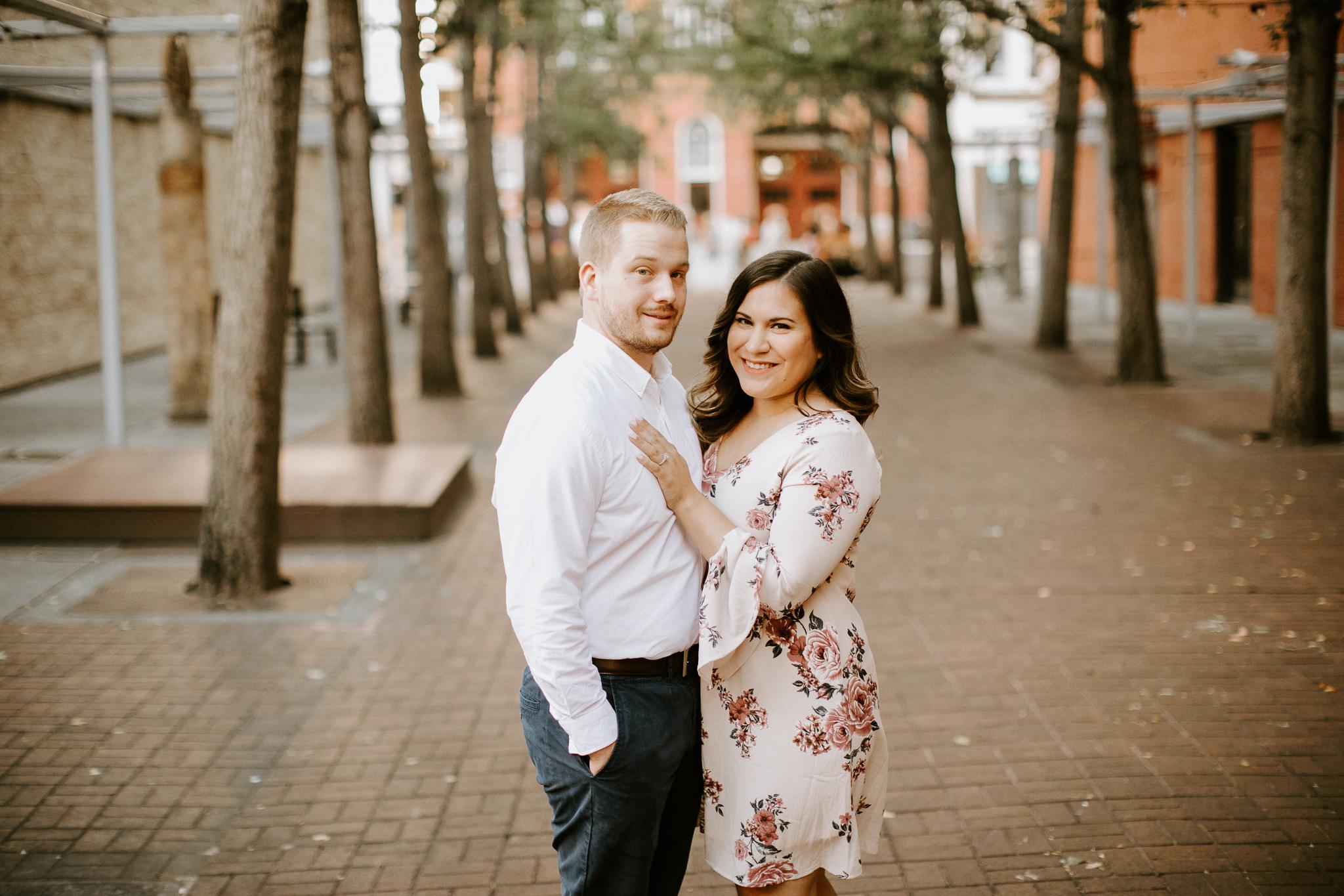 Engagement - Downtown Roanoke -  Wedding Photographer - Virginia - Best - Pat Cori Photography-13.jpg