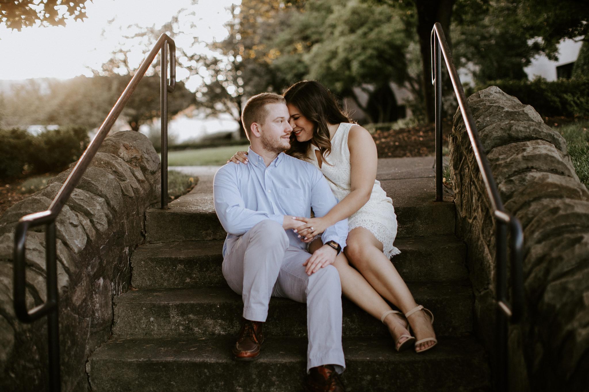 Engagement - Downtown Roanoke -  Wedding Photographer - Virginia - Best - Pat Cori Photography-16.jpg