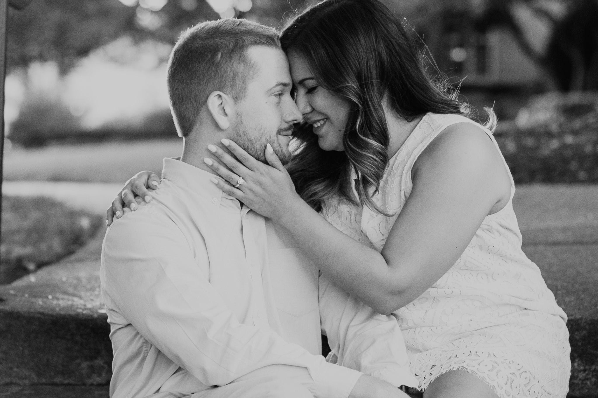Engagement - Downtown Roanoke -  Wedding Photographer - Virginia - Best - Pat Cori Photography-18.jpg