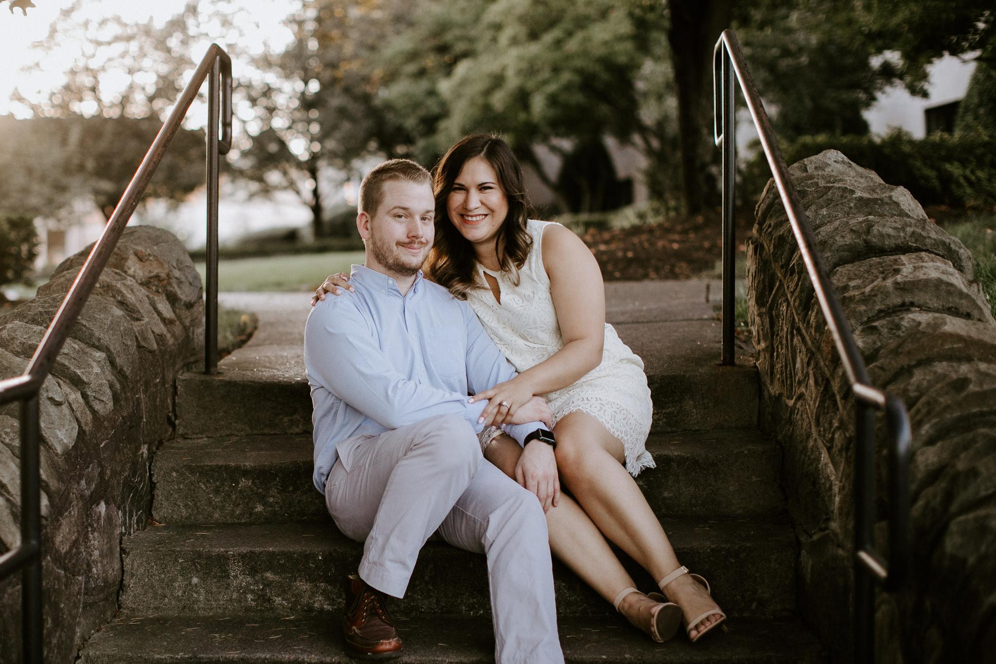 Engagement - Downtown Roanoke -  Wedding Photographer - Virginia - Best - Pat Cori Photography-19.jpg