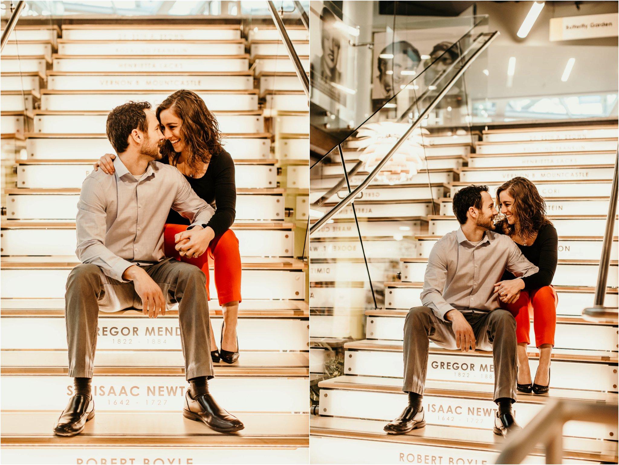 Engagement - Downtown Roanoke - Virginia - Wedding Photographer - Pat Cori Photography-8.jpg