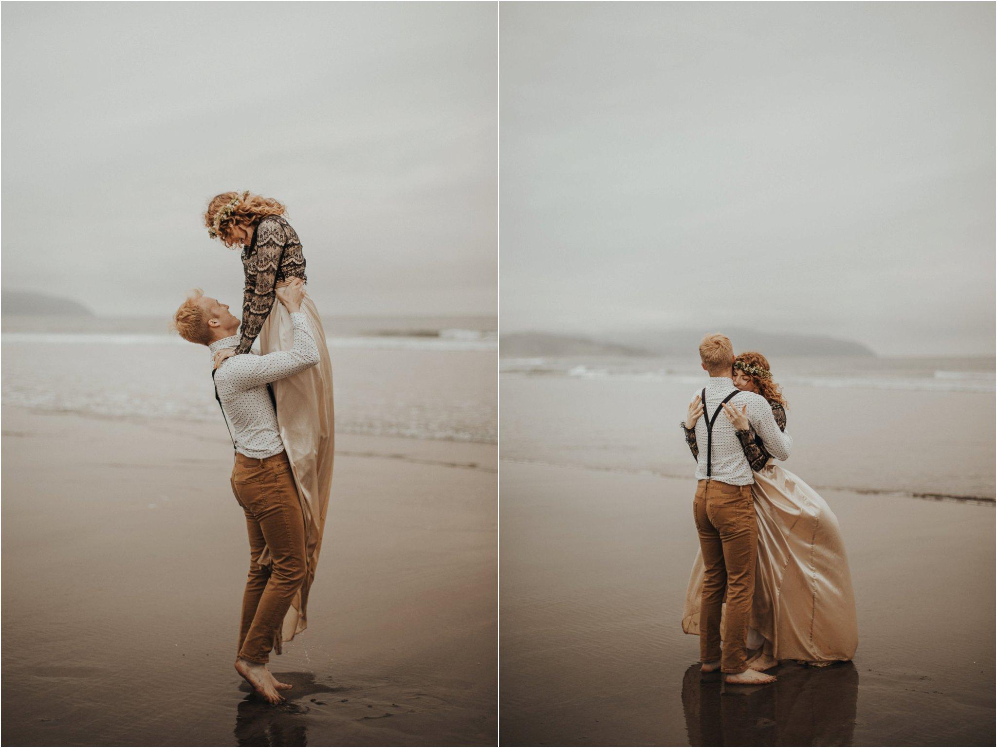 Cape Kiwanda - Elopement - Oregon - Wedding Photographer - Pat Cori Photography-76.jpg