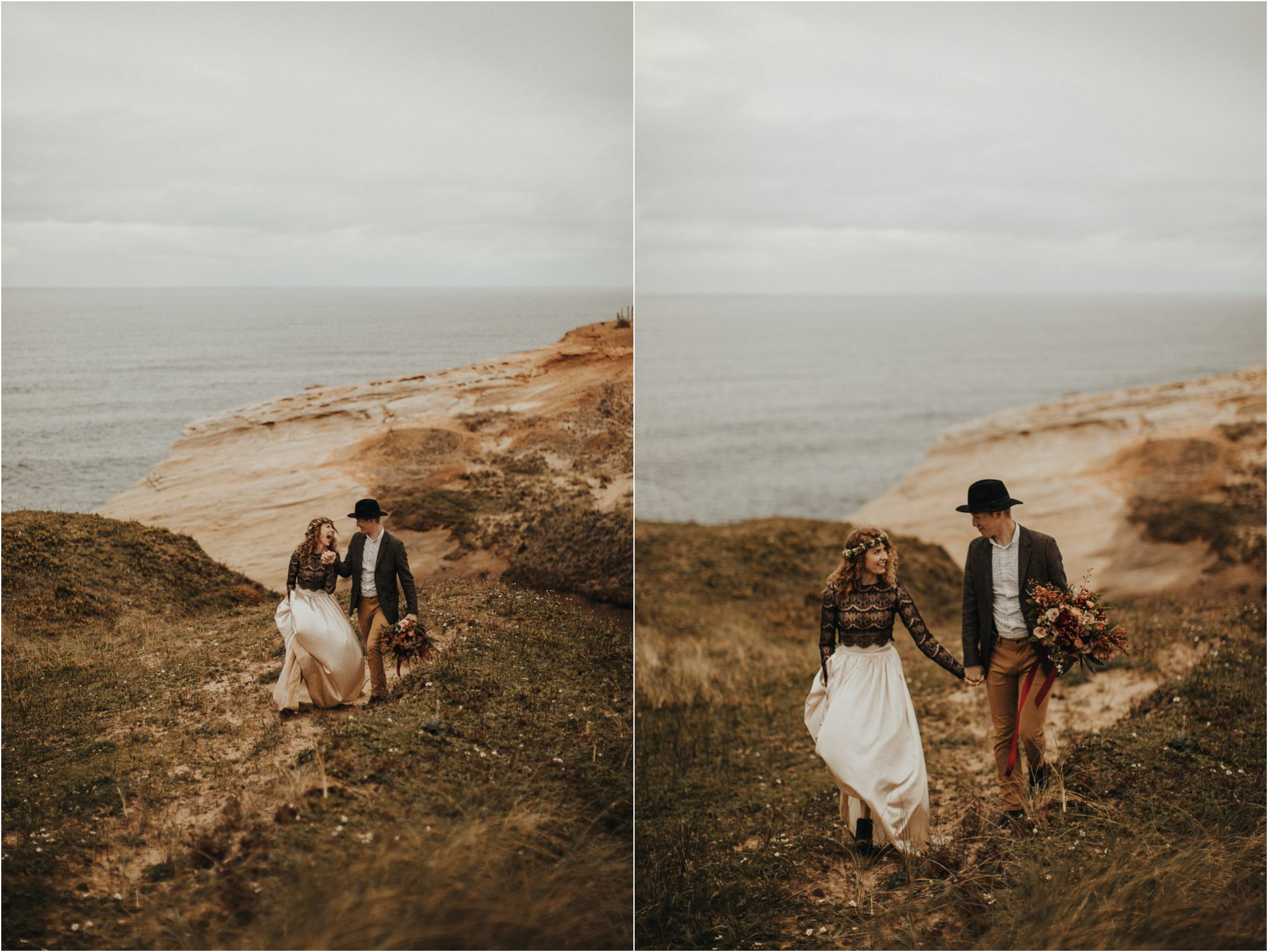Cape Kiwanda - Elopement - Oregon - Wedding Photographer - Pat Cori Photography-58.jpg
