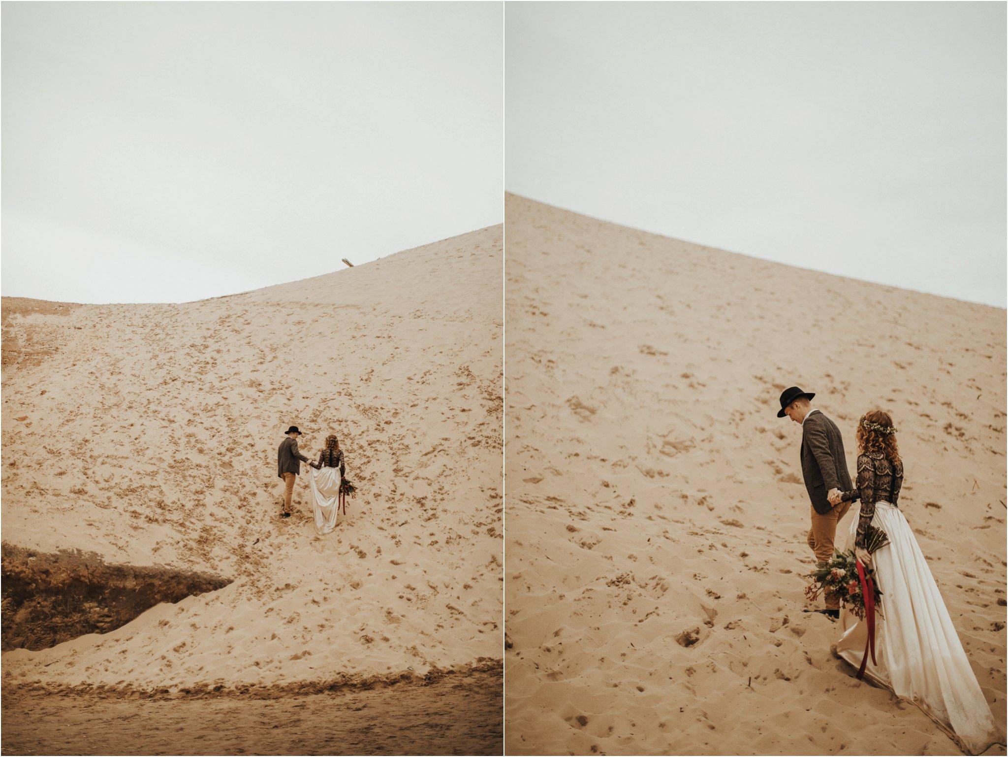 Cape Kiwanda - Elopement - Oregon - Wedding Photographer - Pat Cori Photography-43.jpg
