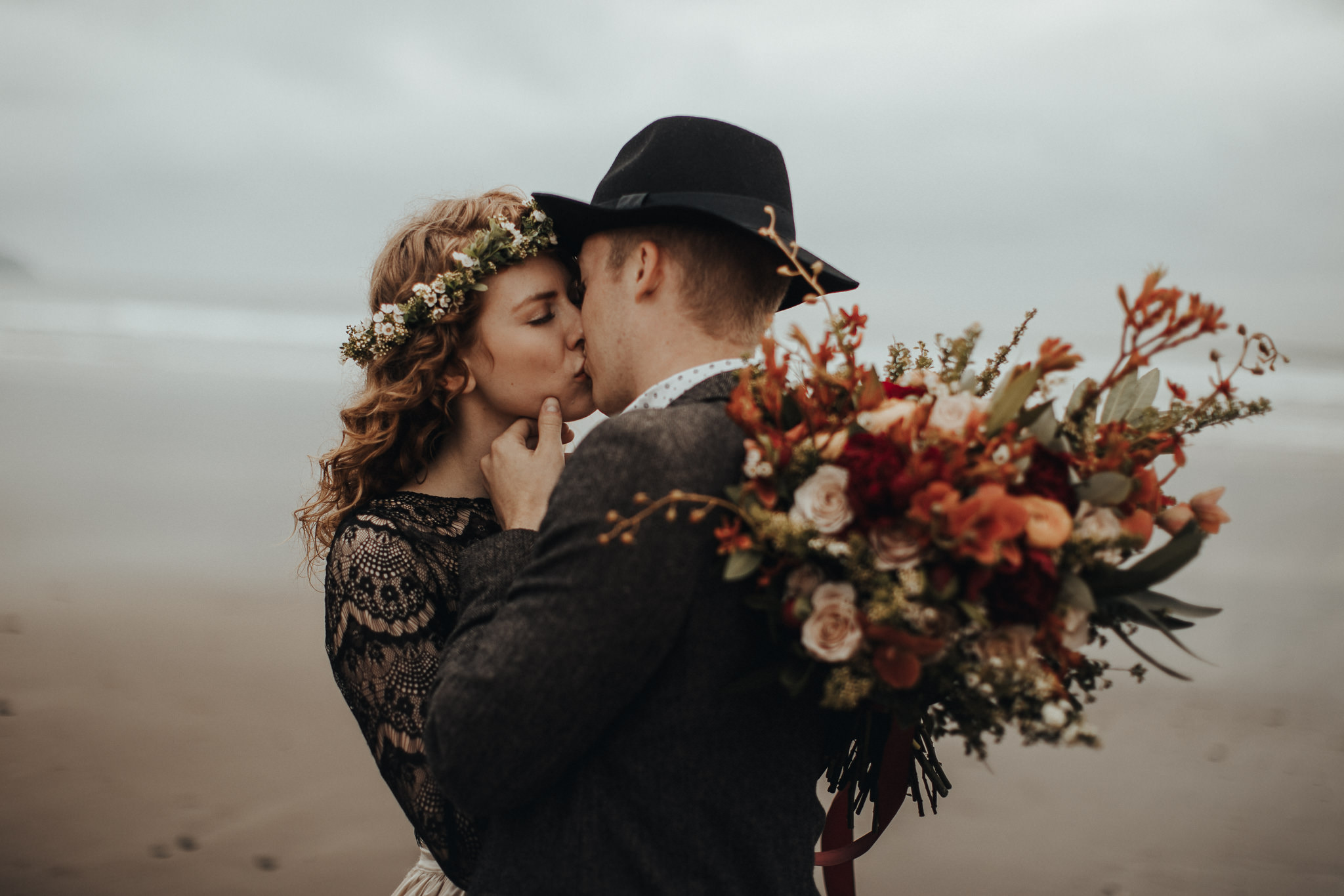 Cape Kiwanda - Elopement - Oregon - Wedding Photographer - Pat Cori Photography-13.jpg